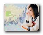 精选美女帅哥壁纸集 2009/02/01