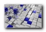 三维立体设计宽屏壁纸(3D)
