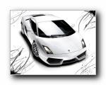 超酷:电脑设计超酷汽车(跑车)壁纸集