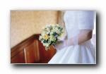新婚专用:婚礼婚戒鲜花温馨壁纸