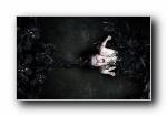 黑色主题壁纸集 2009/04/25