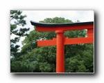 日本京都市风景高清壁纸(日本本州南部)