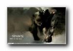 Spawn再生侠壁纸(麦克法兰的黑暗漫画)