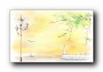 美丽的幻想世界 宽屏壁纸(描绘风格)(二)