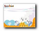 PSP游戏LocoRoco 乐克乐克游戏壁纸