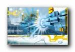 创意科幻立体设计宽屏壁纸 1920x1200