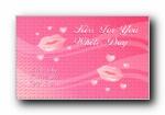 矢量爱情宽屏情人节壁纸 1920x1200