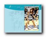 YAHOO韩国三月月历壁纸
