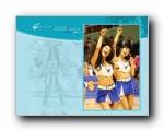 YAHOO韩国四月月历壁纸