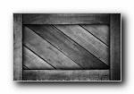 黑色底纹设计高清宽屏壁纸