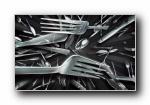 3D立体设计精美宽屏壁纸 2560x1600