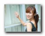Sammi清纯摄影壁纸