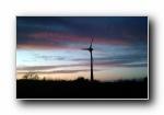 风力系统,风车,风力发电