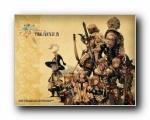 《最终幻想14》网友自制精美壁纸 (多分辨率)
