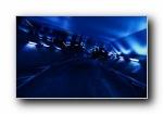 日本横滨夜景高清宽屏壁纸