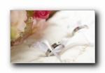 婚礼婚戒,婚礼戒指 宽屏壁纸