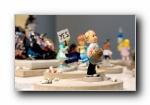 有故事的瓷娃娃:Barnaby Barford 陶瓷艺术壁纸