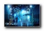 天际 Skyline(宽屏+普屏)