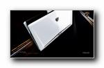 华硕兰博基尼VX6笔记本精美黑色宽屏壁纸