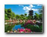 日本标志性风光风景高清摄影壁纸