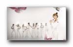 精品热门韩国明星高清宽屏壁纸 1920x1080p