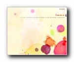 2011年3月(三月)月历壁纸 (CYWORLD版)