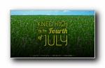 2011年7月(七月)宽屏月历壁纸