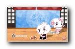 妙福可爱卡通动漫宽屏壁纸 1920x1080p