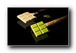 《巧克力》Windows 7官方主题宽屏壁纸
