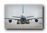 MINI (广州白云机场空客A380专用引导车)精美壁纸