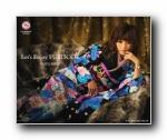 FURISODE DOLCE 日本和服美女广告壁纸