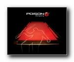 美洲豹球杆 Poison Billiards