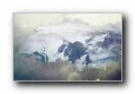 仙剑奇侠传5 唯美背景宽屏壁纸