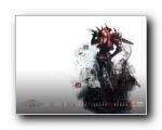 2012年3月(三月)月历壁纸 腾讯篇 (宽屏+普屏)
