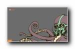 2012年3月(三月)月历原图宽屏壁纸