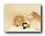 腾讯QQ精美壁纸2012年第四季 (宽屏+普屏)