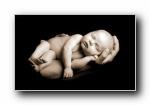 可爱Baby婴儿宽屏高清壁纸 (三)