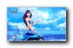 《神话2》美人鱼宽屏壁纸