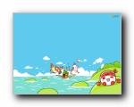 腾讯QQ精美壁纸2012年第八季 (宽屏+普屏)