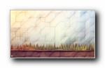 2012年8月(八月)宽屏月历壁纸