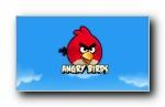 愤怒的小鸟(Angry Birds) 可爱卡通游戏宽屏壁纸