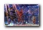 EVA 新世纪福音战士 宽屏壁纸