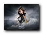 蔡依林《诺亚传说》最新造型代言壁纸