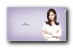 少女时代J.ESTINA饰品配饰2012春季广告 宽屏壁纸