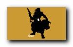 英雄联盟苹果NANO风格简约宽屏壁纸