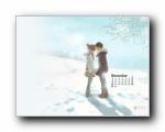 2012年12月(十二月)月�v壁� �v�篇 (��屏+普屏)
