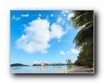 2013年月历:2013年风光风景全年月历壁纸