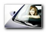 少女时代 现代汽车I30代言 宽屏壁纸