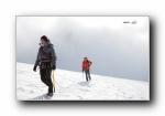 华硕和Intel第二辑:寻找不可思议 雪山雪景宽屏壁纸