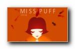 泡芙小姐 Miss Puff 女孩宽屏壁纸